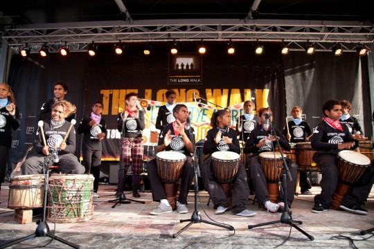 Ltyentye Apurte Drummers