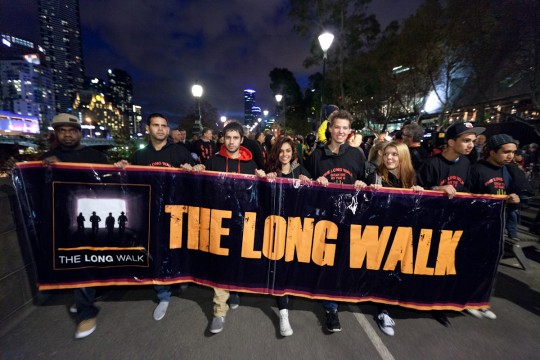 The Long Walk 2013